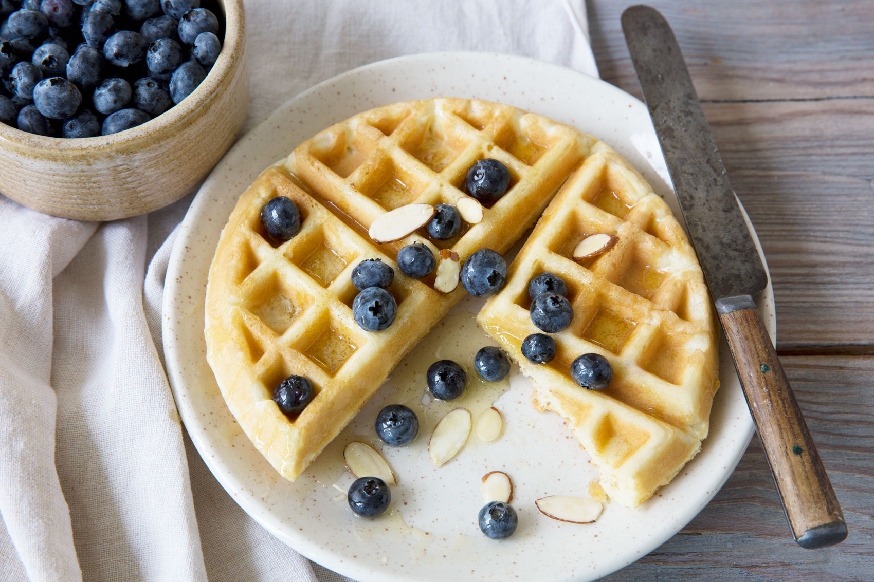 WaffleBlueberries